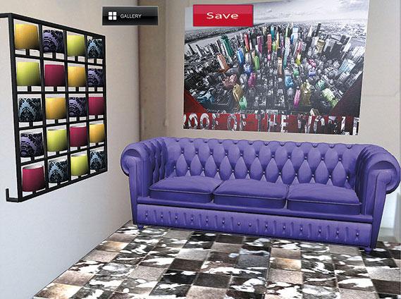3D модели на мебели и аксесоари KARE