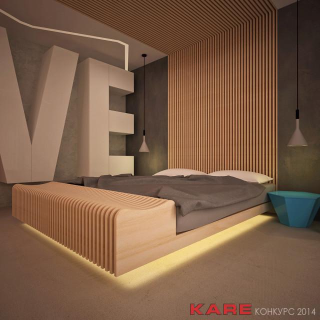 Рендер спалня 2