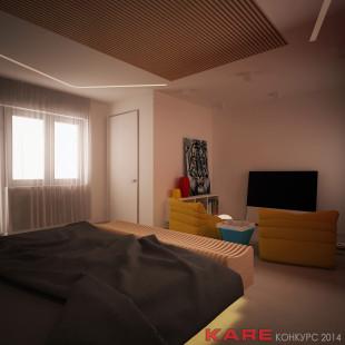 Рендер спалня 5